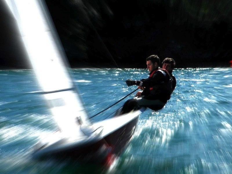 Dinghy Of The Week: Ollie Berryman and Ed Bolitho